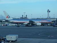 N772AN - B772 - American Airlines