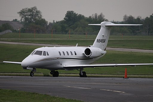 N945SK Cessna Citation III (9315019853)