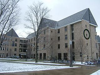ONeill Family Hall (University of Notre Dame)