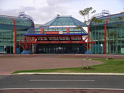 NEC atrium entrance3 10y07.JPG