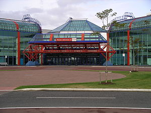 National Exhibition Centre - NEC Atrium entrance 3 (2007)