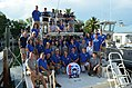 NEEMO 22 Crew prior to the start of the mission at Key Largo.jpg