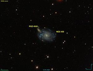 NGC 450 - Image: NGC 0450 SDSS