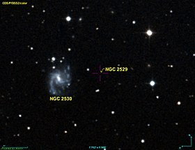 Image illustrative de l'article NGC 2529
