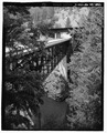 NORTH SIDE, VIEW TO WEST-SOUTHWEST - Scenic Bridge, Spanning Clark Fork at Old Highway 10, Tarkio, Mineral County, MT HAER MT-122-5.tif