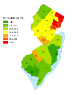 NRHP New Jersey Map.svg