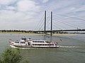 NRW, Düsseldorf - Rheinkniebrücke 02.jpg