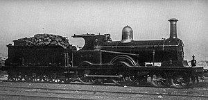New South Wales Z16 class locomotive - D.261 (Z16) Class Express Passenger Locomotive