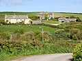 NT cottages on road to Pentire Farm - geograph.org.uk - 1289249.jpg