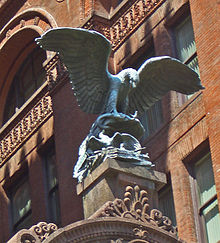 NY Life Bldg St-Gaudens Eagle Kansas City MO.jpg