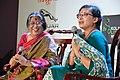 Nabaneeta Dev Sen and Antara Dev Sen - Kolkata 2013-02-03 4359.JPG
