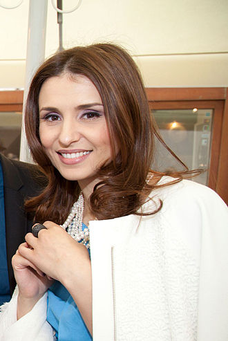 BBC Cardiff Singer of the World competition - 2011 winner, Valentina Naforniță