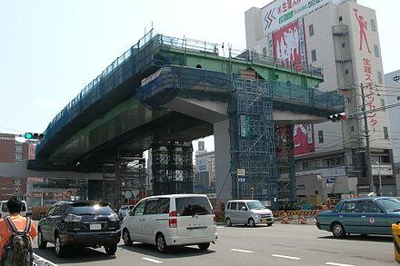 名古屋高速4号東海線 - Wikiwand