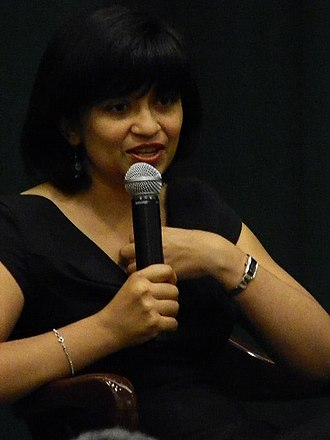 Nalini Singh (author) - Singh at a book signing in 2013