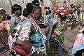 Nan Lilé, prêtresse de la divinité Sakpata, appelée dieu de la terre au Bénin 04.jpg