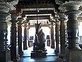 Nandi, Madhukeshwara temple, Banavasi.jpg