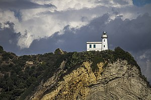 Cape Miseno - Capo Miseno Lightouse