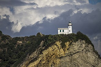Cape Miseno - Capo Miseno Lightouse
