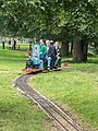 Narrow Gauge Track, Royal Gunpowder Mills, Waltham Abbey (geograph 4169679).jpg