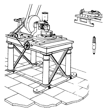 Cnc Mill Part Diagram