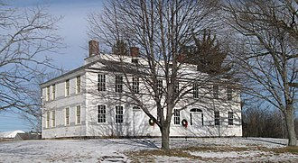 Westborough, Massachusetts - Nathan Fisher House, Westborough