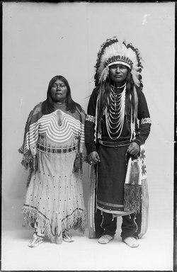 Native Americans from Southeastern Idaho - NARA - 519210.tif