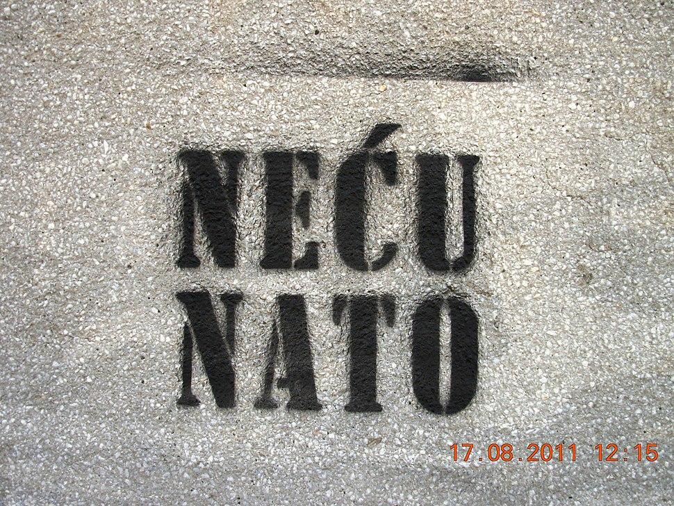 Neću Nato