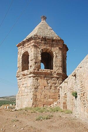 Cyrrhus - Image: Nebi Huri Mausoleum