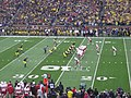 Nebraska vs. Michigan football 2013 01 (Nebraska on offense).jpg