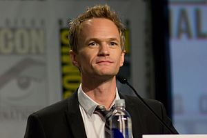 A Series of Unfortunate Events (TV series) - Image: Neil Patrick Harris (9449178210)