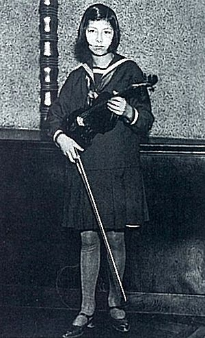 Nejiko Suwa - In 1932