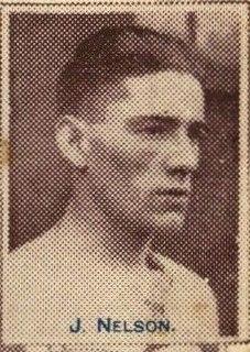 Jimmy Nelson (footballer) Scottish footballer