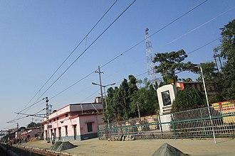 Netaji Subhas Chandra Bose Gomoh railway station - Netaji Subhas Chandra Bose Gomoh railway station