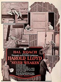 <i>Never Weaken</i> 1921 film