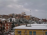 Nevicata - castel madama.JPG