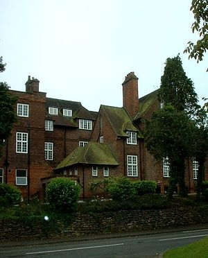 Repton School - Image: New House Repton