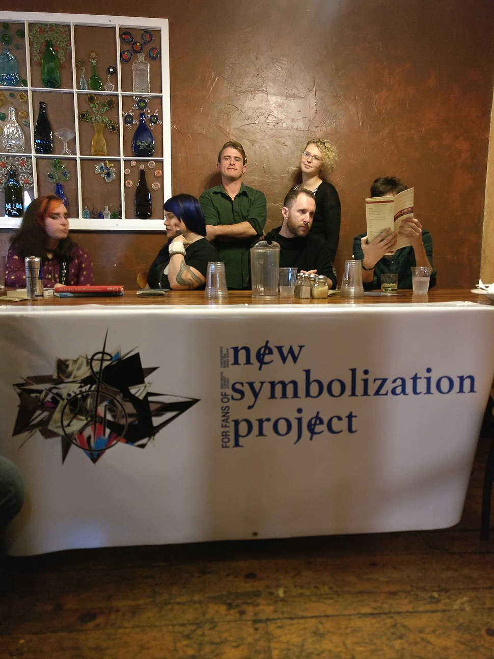 NewSymbolizationProjectJordanPetersonConventionLogistics