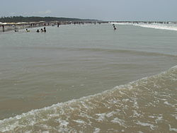 New Digha Beach