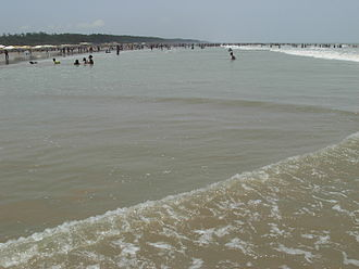 Purba Medinipur district - New Digha Beach