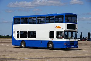 New Horizons bus (N661 JNO), 2010 North Weald bus rally.jpg