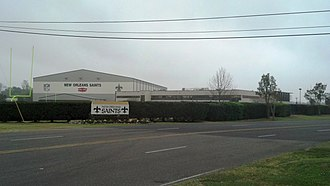 New Orleans Saints - New Orleans Saints Headquarters and Practice Facility