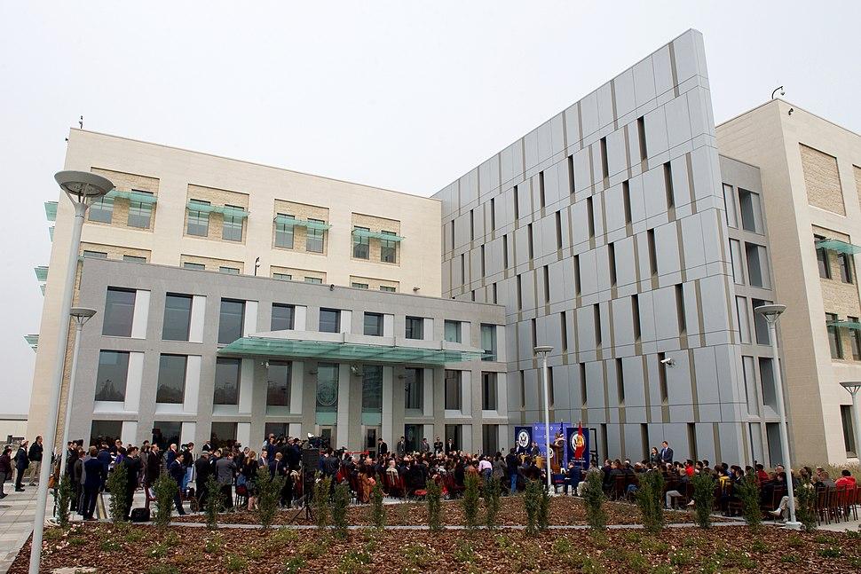 New U.S. Embassy Building in Bishkek, Kyrgyzstan (22635276155)