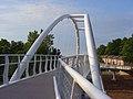 New footbridge, Easthampstead - geograph.org.uk - 876410.jpg
