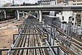 New north bottleneck of Hung Hom Station (20181018110448).jpg