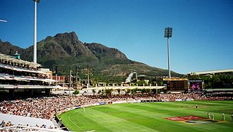 Newlands Cricket Ground - Image: Newlands 2