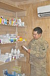 Newly constructed clinic to provide deployed soldiers with accessible health care 130725-A-CE832-001.jpg