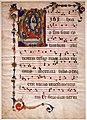Niccolò di ser sozzo, iniziale V conassunta, 1340-45 ca. (met).jpg