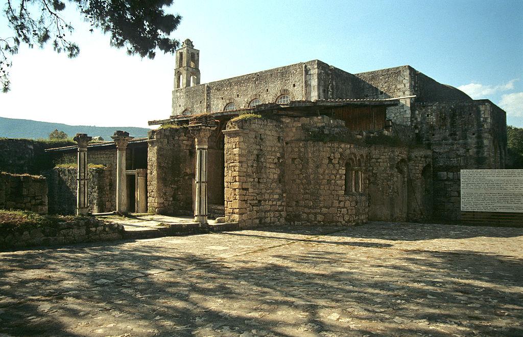 Nikolauskirche Myra88