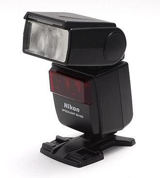 Nikon Speedlight - Front
