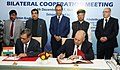 Nitin Gadkari and the Minister of Equipment, Transport, Logistic and Water, Kingdom of Morocco (1).jpg